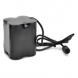 84V-8000mAh-Rechargeable-26650-Li-ion-Battery-Pack-for-Bicycle-Light-Black
