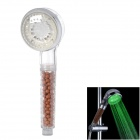 SHENDING-15-LED-RGB-Light-Water-Temperature-Visualizer-Sensor-Round-Shower-Head-Transparent