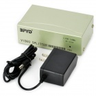 FuYunDa BF-5504 Audio Video 550MHz VGA Splitter - Gris + Negro (1-A / 4-Out)