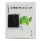 I-Link Bluetooth 2.0 Music Receiver Speaker for IPHONE IPAD - Black