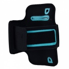 Outdoor Sports Armband for Samsung Galaxy S3 Mini i8190 - Black