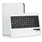 bluetooth V3.0 teclado de 80 teclas para iPad MINI - blanco