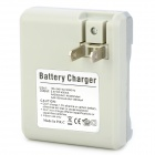 "BTY-825 Batterie AA / AAA US charge le chargeur w / 4 piles AA "" 2500mAh"""
