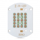 60W 20-Cree-XP-E LED 2000lm Red + Blue Plant Grow Light Module - White (22~26V)