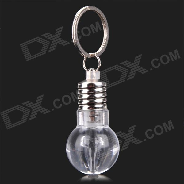 Buy 2009 2-Mode Colorful LED Mini Light Bulb Keychain with Litecoins with Free Shipping on Gipsybee.com