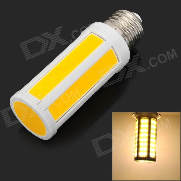 E27 7W 700lm 3200K Warm White COB LED Light Bulb - White + Orange AC 85-265VE27<br>MaterialIronForm  ColorWhiteQuantity1 DX.PCM.Model.AttributeModel.UnitPower7WConnector TypeE27Emitter TypeLEDTotal Emitters6Color BINWarm whiteActual Lumens700 DX.PCM.Model.AttributeModel.UnitColor Temperature12000K,Others,3200KDimmableNoPower SupplyAC 85-265VPacking List1 x Bulb<br>