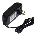 12V 2A USA Power Adapter for Microsoft Surface RT - Musta (110 ~ 240V)