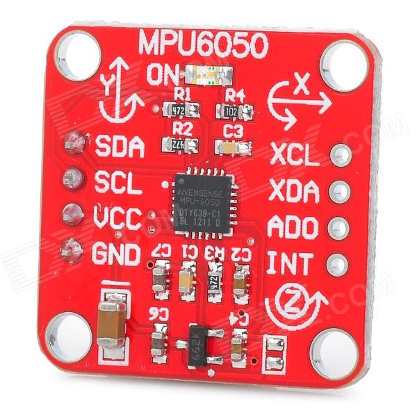 OPEJUMPER OJ-XM1126 Three Axis Gyroscope Accelerator Module - Red + White