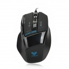 AULA-Killing-the-Soul-7D-USB-Wired-800-1200-1600-2000dpi-Game-Optical-Mouse-Black