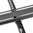 "S600 Litteä TV Wall Mount pidike 42""~ 63"" TV - musta"