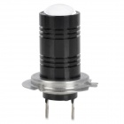 H7 3w 210lm 1-LED White Light Car Foglight (12V)