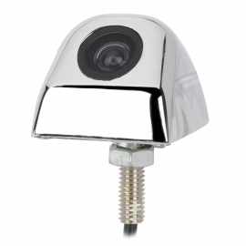 Wide-Angle-CCD-14-728*582-Car-Rear-Front-Side-View-Camera-White