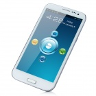 "THL W7 WCDMA Android 4.0 Smartphone w/ 5.7"" Capacitive Screen, Wi-Fi, GPS and Dual-SIM - White"
