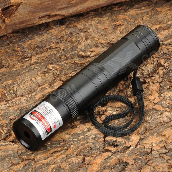 850 5mW Red Laser Pointer Flashlight w/ 2-Flat-Pin Plug - Black (1 x 16340 / 1 x CR123A)Laser Pointer<br>Model850Quantity1ColorBlackMaterialHardQuantity1ColorBlackMaterialHardForm  ColorBlackMaterialHardLaser Power5Wave Length650Laser ColorRedExcitation ModeOptical PumpWorking modeContinuous laserSpot Mode (Spot size)6MBatteryConfiguration1Packing List<br>