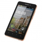 "DK9200 Android4.0 3G Smartphon w/ 4.3"" Capacitive + Dual SIM + Dual Cameras + Wi-Fi - Brown + Golden"