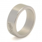 Magnetic Finger Ring - Silver (2.2cm-Diameter)