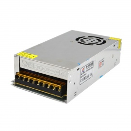S-240-24-24V-10A-Power-Supply-for-Surveillance-Camera-LED-Lamp-Tablet-PC-Silver