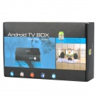 E-M6 Android 4.2 Dual-Core Google TV Player w / XBMC / SPDIF / Ethernet / 1 Go de RAM / ROM 4 Go - Noir