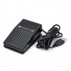 FS1-1-USB-Foot-Switch-Keyboard-Mouse-Control-Foot-Pedal-Black-(190cm-Cable)