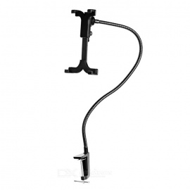 Universal-Full-Rotating-Gooseneck-Mount-Stand-for-7-Tablet-PC-Ipad-MINI-Black