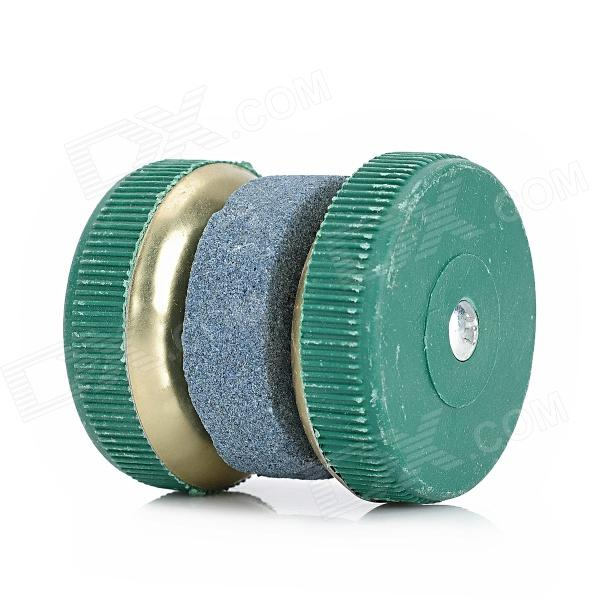 Buy Z-102 Automatic Knife Maintenance Sharpener - Green + Golden + Grey with Litecoins with Free Shipping on Gipsybee.com