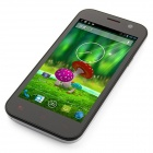 "F600 Android 4.1.2 Quad-Core WCDMA Phone w/ 4.7"" Capacitive Screen, Wi-Fi and GPS - Black + White"