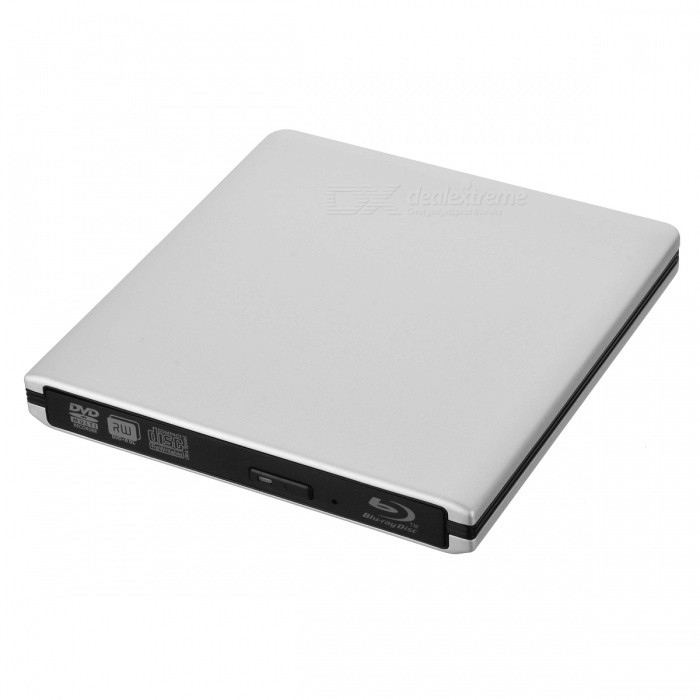 USB 3.0 12.7mm External ODD & HDD Device Enclosure for Laptop