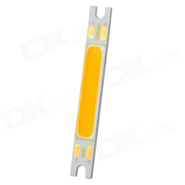 DPD-3W-WW-50 DIY 3W 270lm 3200K Warm White Light COB LED Strip Module - Silver + White (9~10V)Model:Material:Form  ColorWhiteQuantity:Power:Color BINWarm WhiteEmitter TypeLEDPacking List<br>