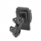 360 Degree Rotational Bicycle Mount Holder for Iphone 4 / 4S / 5 / Samsung i9300 / GPS - Black