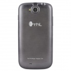 "THL W8 Android 4.1 WCDMA Bar Phone w/ 5.0"" Capacitive Screen, Wi-Fi, GPS and Dual-SIM - Grey"
