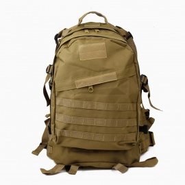 High-Quality-3D-Tactical-Outdoor-Double-Shoulder-Backpack-Coyote-Tan