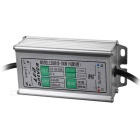External Waterproof 100W LED Source Power Supply Driver - Grey White