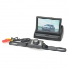 24GHz-43-LCD-Car-Stand-Security-Monitor-2b-Rear-View-Camera-w-7-IR-LED-Kit-Black