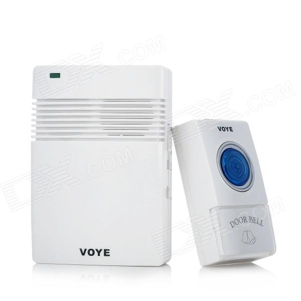 V005A Wireless Door Bell - White