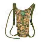 CORDURA-Outdoor-Tactical-Multifunction-Oxford-Cloth-Water-Bag-Storage-Backpack-Army-Green-(25L)
