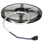36W 1200lm 620 / 510 / 460nm 300-SMD 3528 LED RGB Light Car Strip lamppu + kaukosäädin + adapteri