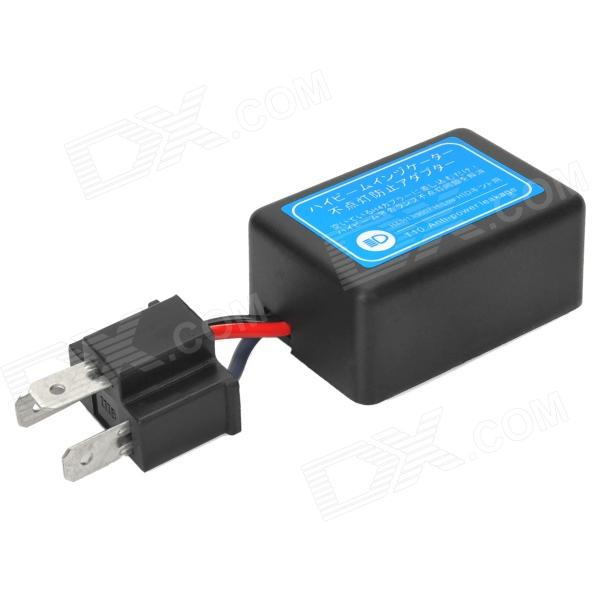 Leakage Eliminator for H4 Hi / Low HID Car Light - Black for sale in Bitcoin, Litecoin, Ethereum, Bitcoin Cash with the best price and Free Shipping on Gipsybee.com