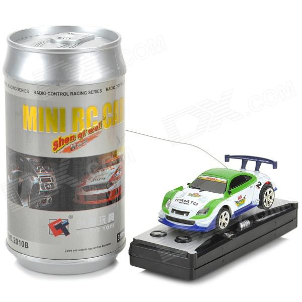 Super Mini Remote Controlled Palm-Top R/C Model Car (40MHz)