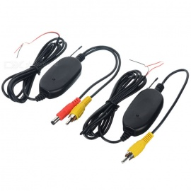 Car-24G-Wireless-Transmitter-and-Receiver-for-Rearview-Camera-Black