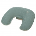 JOYTOUR U Shaped Travel Air Inflatable Cushion Neck Pillow - Grey