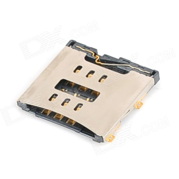 iphone 4 sim card replacement sim card tray holder for iphone 4 4s 14404
