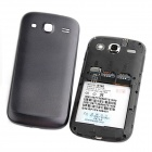 "I8160 Android 4.0.4 GSM Bar Phone w/ 4.0"" Capacitive Screen, Quad-Band and Wi-Fi - Black"