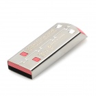 Genuine SanDisk CZ71 Stainless Steel USB 2.0 Flash Drive - Silver (32GB)