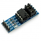 AT24C02 I2C Interface-EEPROM-Speichermodul - Blau