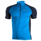 NUCKILY-NJ601-Bike-Bicycle-Cycling-Breathable-Short-Sleeve-Suit-Jersey-Blue-(Size-L)