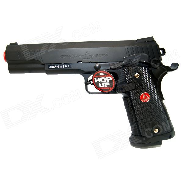 Buy Tokyo Marui Delta EBB Pistol-Black with Litecoins with Free Shipping on Gipsybee.com