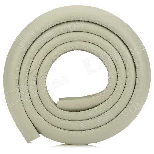 Buy Baby Safe Soft Cuttable PVC Bumper / Anti-Collision Strip - Light Grey (200cm) with Litecoins with Free Shipping on Gipsybee.com