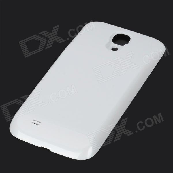 quality design e47d5 62ac9 Replacement 6500mAh Dual Core Extended Battery w/ Back Cover for Samsung  Galaxy S4 i9500 - White