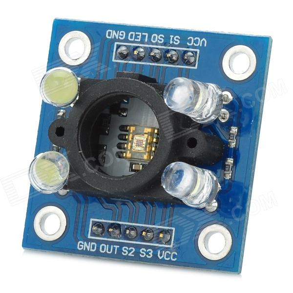 GY-31 TCS230 TCS3200 Color Sensor Recognition Module - Blue + Black
