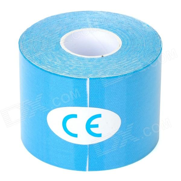 ConST NW-1 Cotton Cloth Therapy Muscle Tape - Blue (5 x 500cm) for sale in Bitcoin, Litecoin, Ethereum, Bitcoin Cash with the best price and Free Shipping on Gipsybee.com
